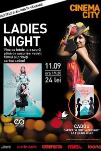 """Ladies Night: Prietenia este răsplătită cu """"O simplă favoare"""" în avanpremieră absolută la Cinema City"""