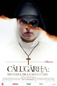 """Filmat în întregime în România, ,,Călugăriţa: Misterul de la mânăstire"""" se lansează de vineri în cinematografe"""