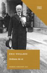 Éric Vuillard, laureatul Premiului Goncourt 2017, vine în România (București, Timișoara și Iași)