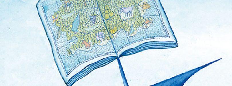 """Editura Cartea Copiilor: """"Robinson"""", de Peter Sís, o carte despre puterea vindecătoare a poveștilor"""