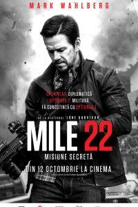 """Vertical Entertainment prezintă """"Mile 22 Misiune Secretă"""" din 12 octombrie la cinema"""