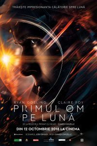 Primul om pe Lună · First Man (2018) · That's one small step for man, one giant leap for mankind.