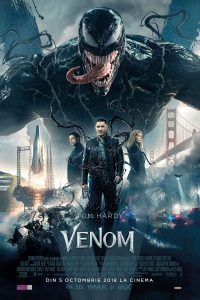 Venom (2018) · Eyes! Lungs! Pancreas! So many snacks, so little time!