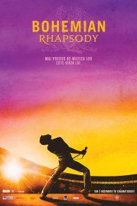 """""""Bohemian Rhapsody"""" sau cum să faci un salt în timp din sala de cinema la concertul istoric de pe Wembley, doar în sala T IMAX"""