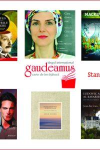 [Grupul Editorial Trei] Ficțiune și non-ficțiune la Gaudeamus 2018
