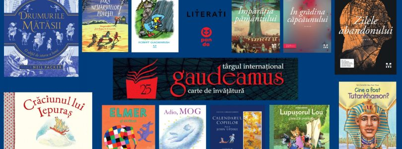Editura Pandora M la Gaudeamus 2018
