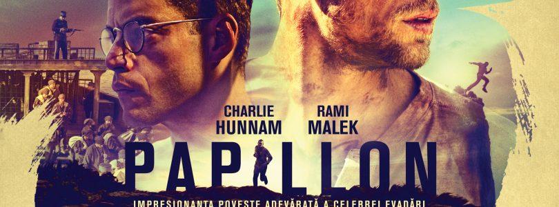 Papillon (2017/2019) · Când Rami Malek și Charlie Hunnam trebuie să evadeze de pe Insula Diavolului.