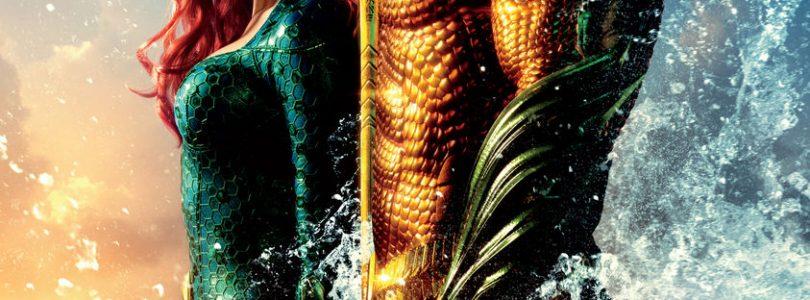 """,,Aquaman"""" face istorie în box office-ul românesc"""