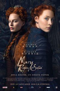 Mary, regina Scoției (2019) · Două regine. O coroană. Și o execuție.