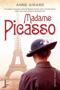 Fragment: Madame Picasso, de Anne Girard · Povestea femeii care i-a furat inima lui Pablo Picasso