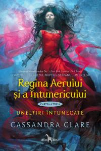 Fragment în avanpremieră: Regina Aerului și a Întunericului, de Cassandra Clare