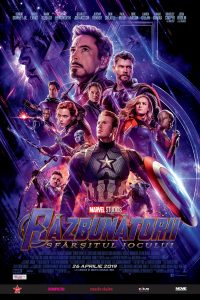 Cea mai titrată producție Marvel ajunge pe marile ecrane: Răzbunătorii: Sfârşitul jocului