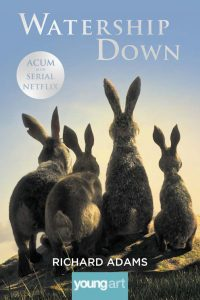 Fragment în avanpremieră: Watership Down, de Richard Adams