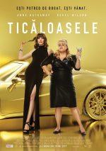"""""""The Hustle / Ticăloasele"""" sau marea artă a irezistibilei escrocherii feminine"""