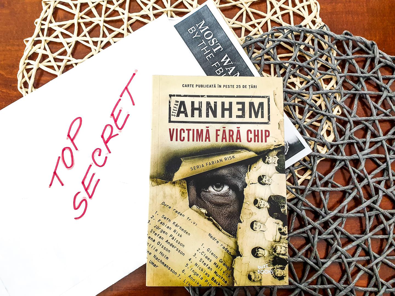 Victimă fără chip · Stefan Ahnhem (recenzie, Editura Litera)