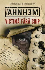 Victimă fără chip (Fabian Risk #1) · Stefan Ahnhem