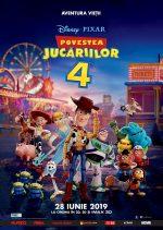 Toy Story 4 revine din 28 iunie pe marile ecrane din România