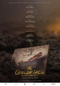 The Goldfinch: Iluzia Libertății (2019)
