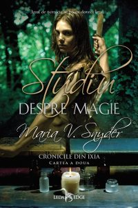 Studiu despre magie, de Maria V. Snyder (fragment)