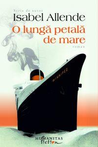 """""""O lungă petală de mare"""", de Isabel Allende: o poveste de iubire care străbate mări și continente"""