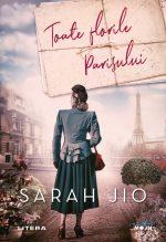 Toate florile Parisului, de Sarah Jio