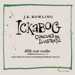 Un nou proiect editorial Arthur: Povestea Ickabog, de J.K. Rowling