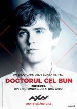 "[AXN] Sezoane noi din ""Doctorul cel bun"" (The Good Doctor) și ""Absența"" (Absentia)"