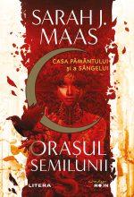 Casa Pământului și a Sângelui, de Sarah J. Maas